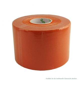 Nasara Kinesiology Tape-orange