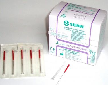 SEIRIN TYP - J 0,16 x 30 mm