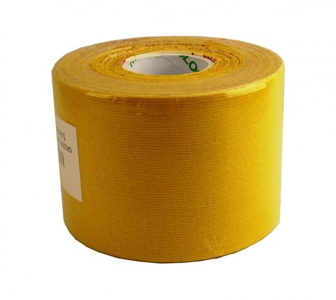 Nasara Kinesiology Tape-gelb