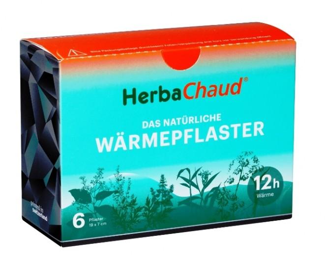 Herba Chaud Wärmepflaster