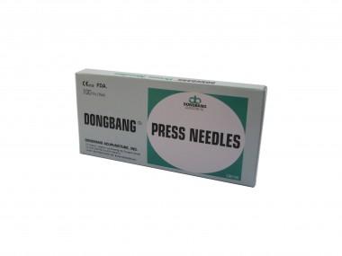 Press Needles Ohrakupunktur Dong Bang 0.20x2x1.5 medium