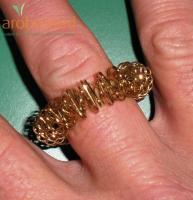 Finger- u. Zeh- Stimulation 2 Ringe
