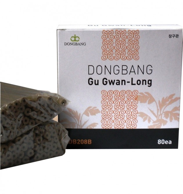 Gu Gwan-Long Moxa Stäbchen